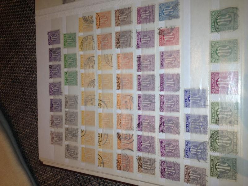 Erhaltene Briefmarkensammlung  Img_1623