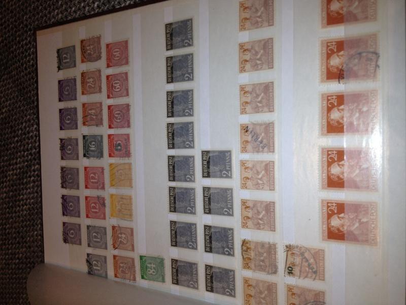 Erhaltene Briefmarkensammlung  Img_1624