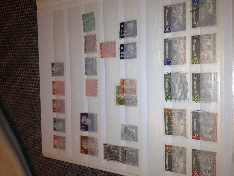 Erhaltene Briefmarkensammlung  Img_1625