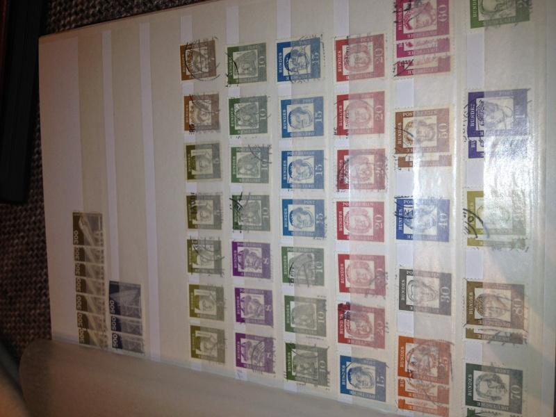 Erhaltene Briefmarkensammlung  Img_1631