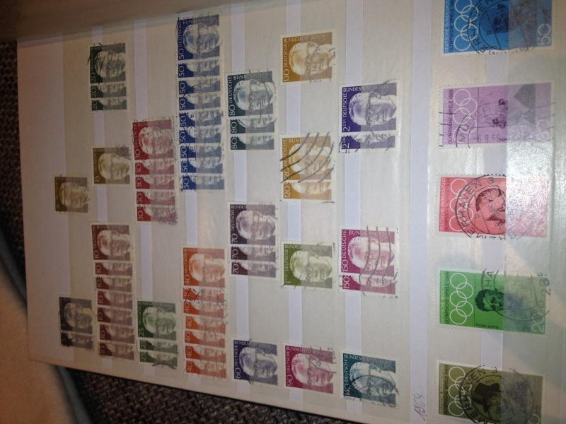 Erhaltene Briefmarkensammlung  Img_1632