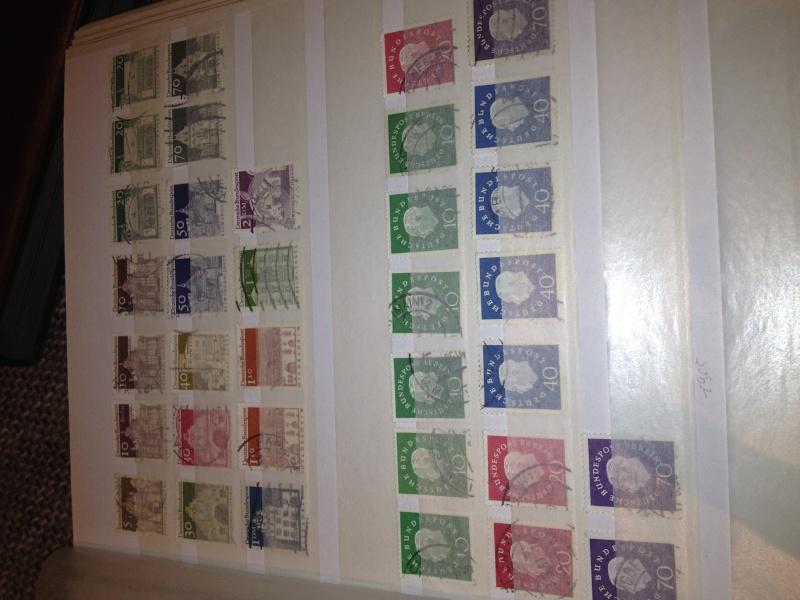Erhaltene Briefmarkensammlung  Img_1633
