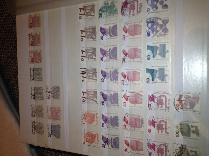Erhaltene Briefmarkensammlung  Img_1636