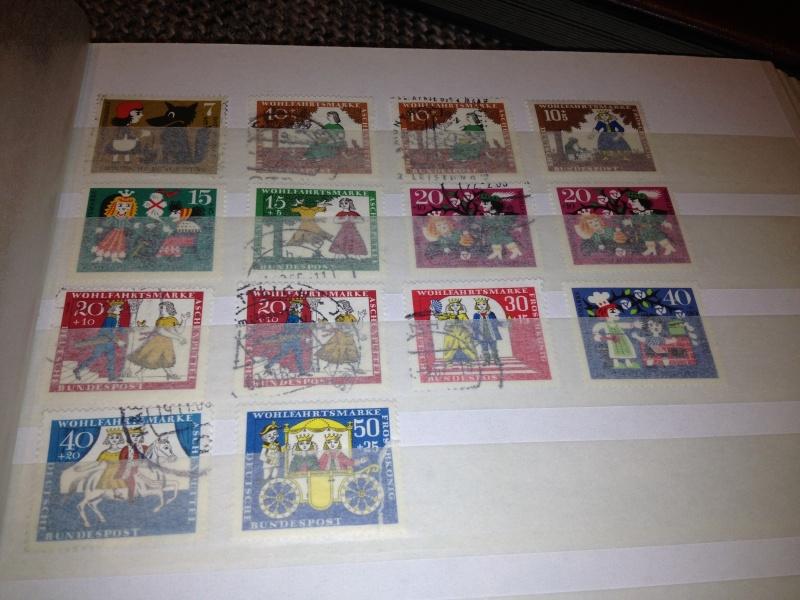 Erhaltene Briefmarkensammlung  Img_1639