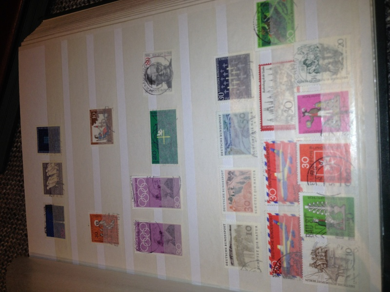 Erhaltene Briefmarkensammlung  Img_1641