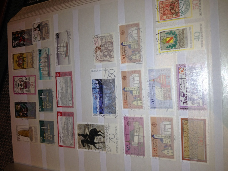 Erhaltene Briefmarkensammlung  Img_1643