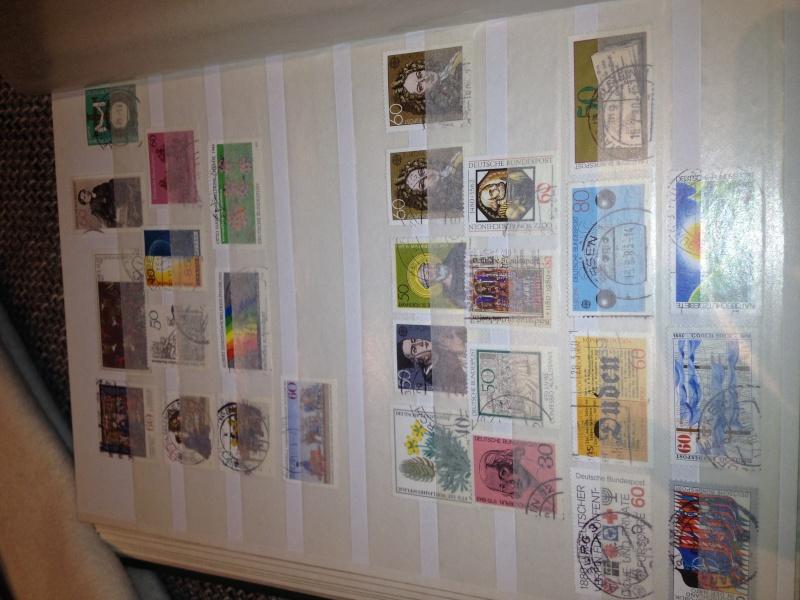 Erhaltene Briefmarkensammlung  Img_1644