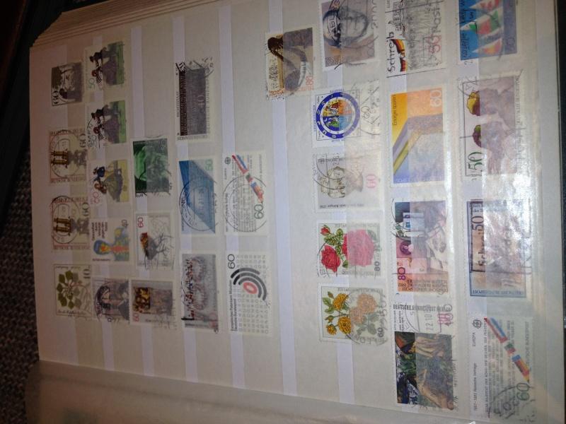 Erhaltene Briefmarkensammlung  Img_1645