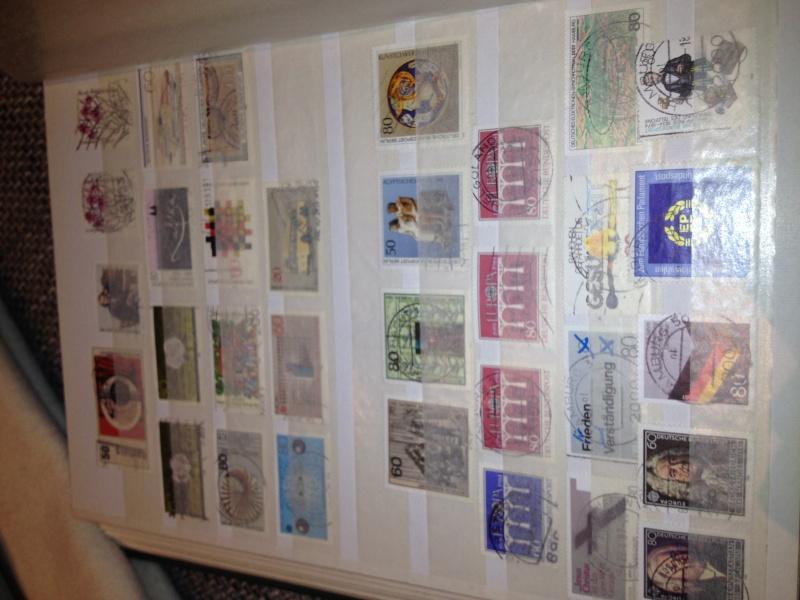 Erhaltene Briefmarkensammlung  Img_1646