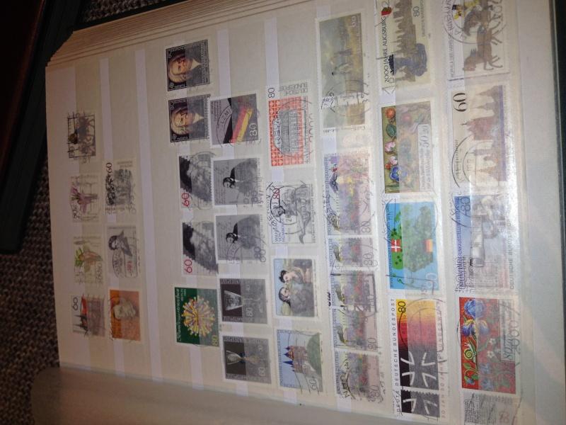 Erhaltene Briefmarkensammlung  Img_1647