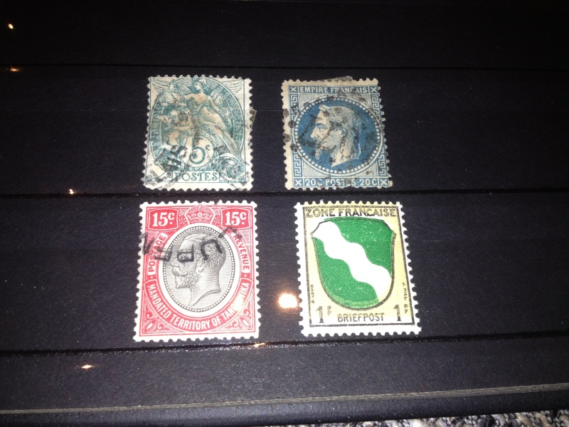 Erhaltene Briefmarkensammlung  Img_1723
