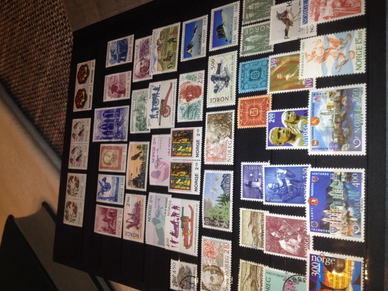 Erhaltene Briefmarkensammlung  Img_1724