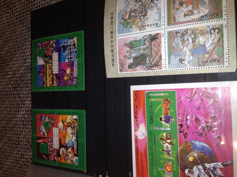 Erhaltene Briefmarkensammlung  Img_1731