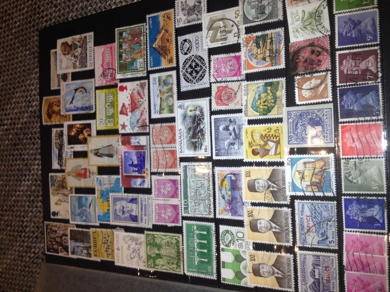 Erhaltene Briefmarkensammlung  Img_1733