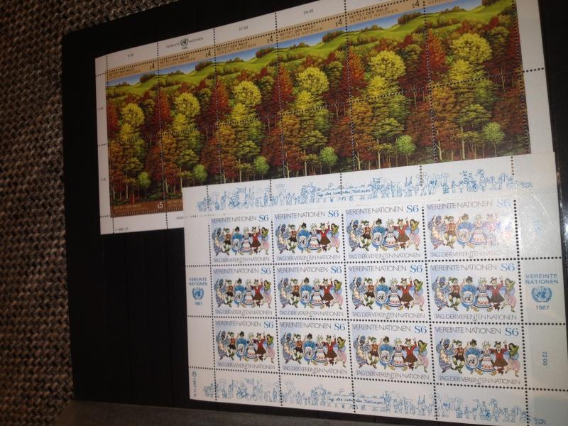 Erhaltene Briefmarkensammlung  Img_1735