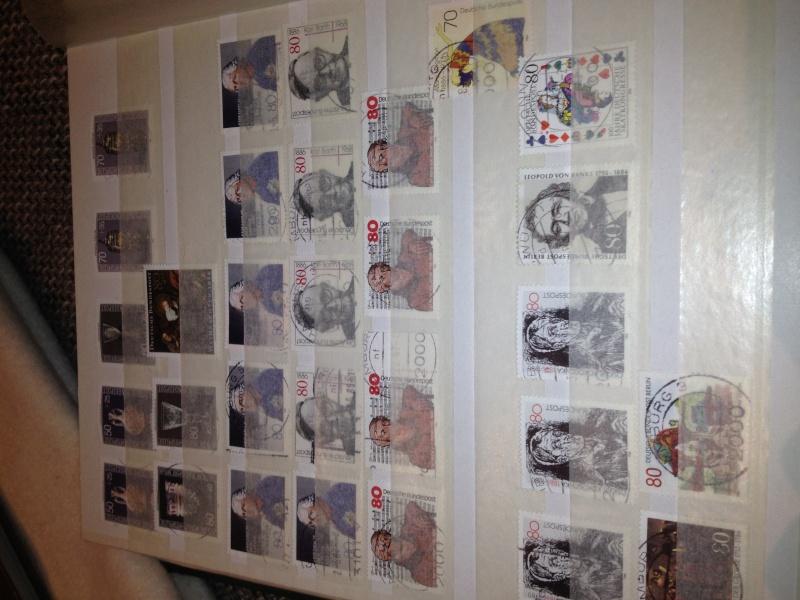 Erhaltene Briefmarkensammlung  Img_1737