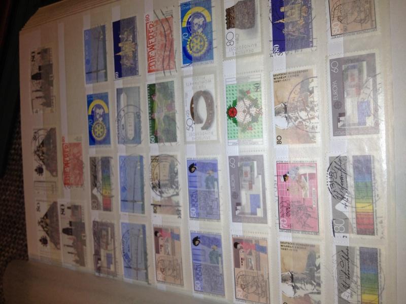 Erhaltene Briefmarkensammlung  Img_1738
