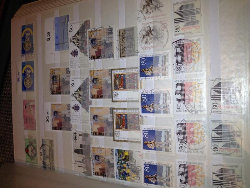 Erhaltene Briefmarkensammlung  Img_1740