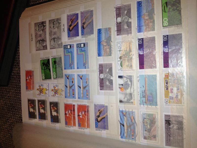 Erhaltene Briefmarkensammlung  Img_1742