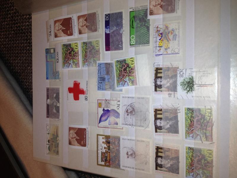 Erhaltene Briefmarkensammlung  Img_1743