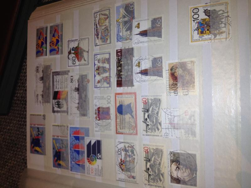 Erhaltene Briefmarkensammlung  Img_1745