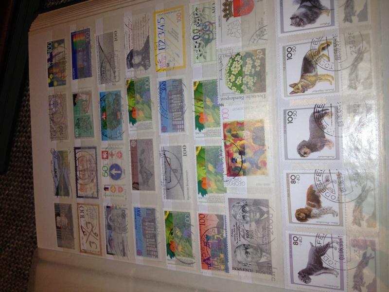 Erhaltene Briefmarkensammlung  Img_1747