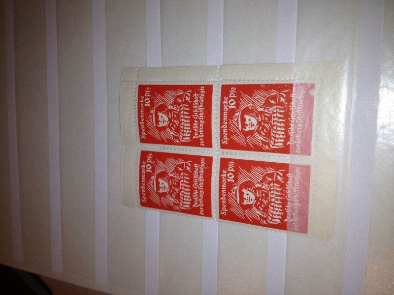 Erhaltene Briefmarkensammlung  Img_1750