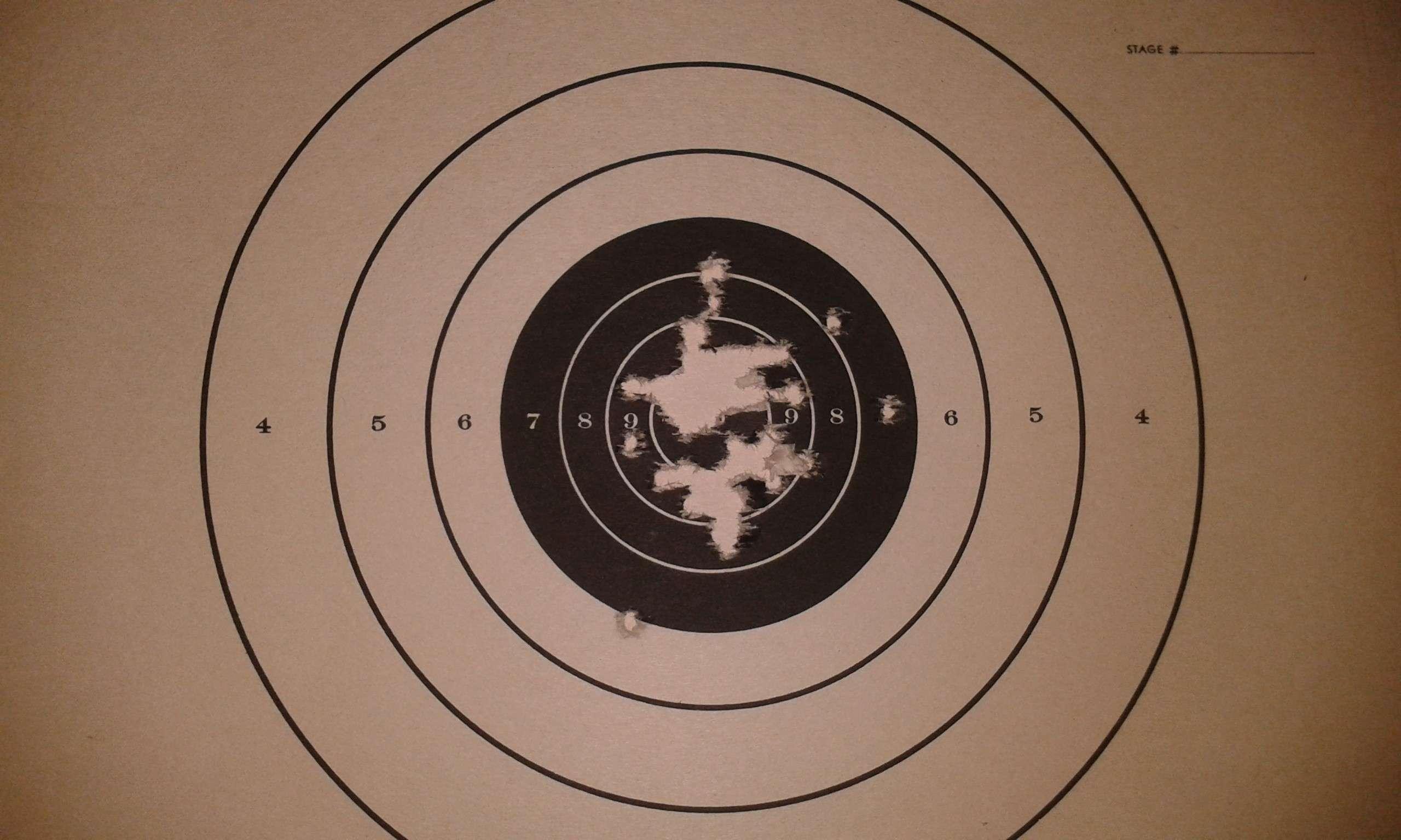 50-50-50 Slowfire practice Indoor11