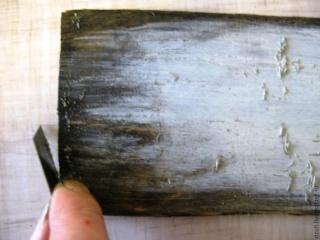 МК - состаренный фон под вживление лазерной распечатки. 13011419