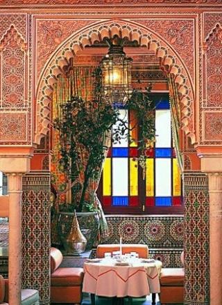 марракеш или арабский стиль Af3qua10