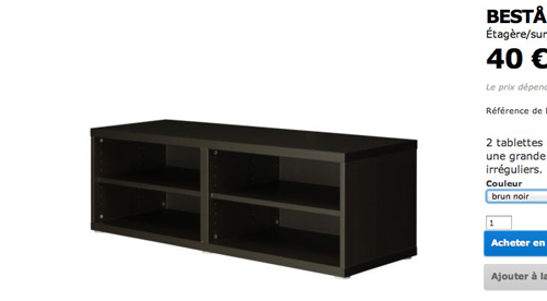 Customisation d'un meuble suédois Besta_10