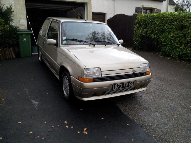 [doudou911] Renault Super 5 BACCARA Boite Manuelle de 1989 20121212