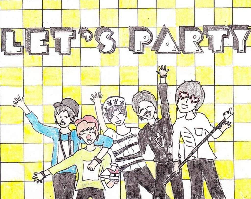[FANART] FTISLAND Partygoer Bgvv11