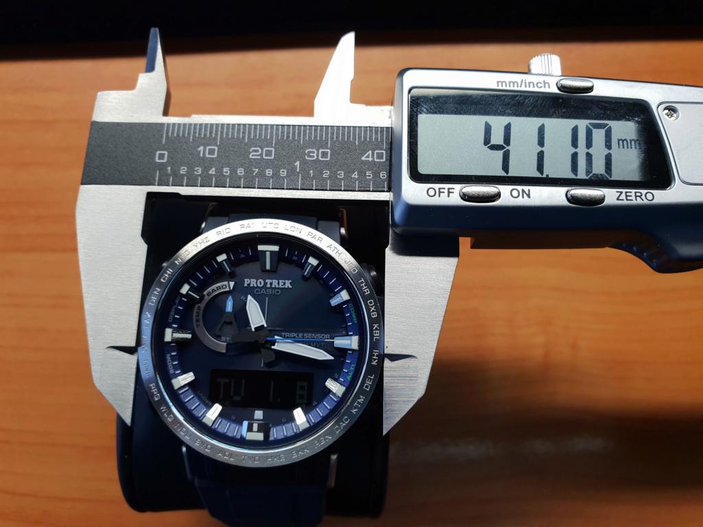 [Revue] Casio Pro-Trek PRW-60-2AER --- Enfin plus petite ! Vente_43