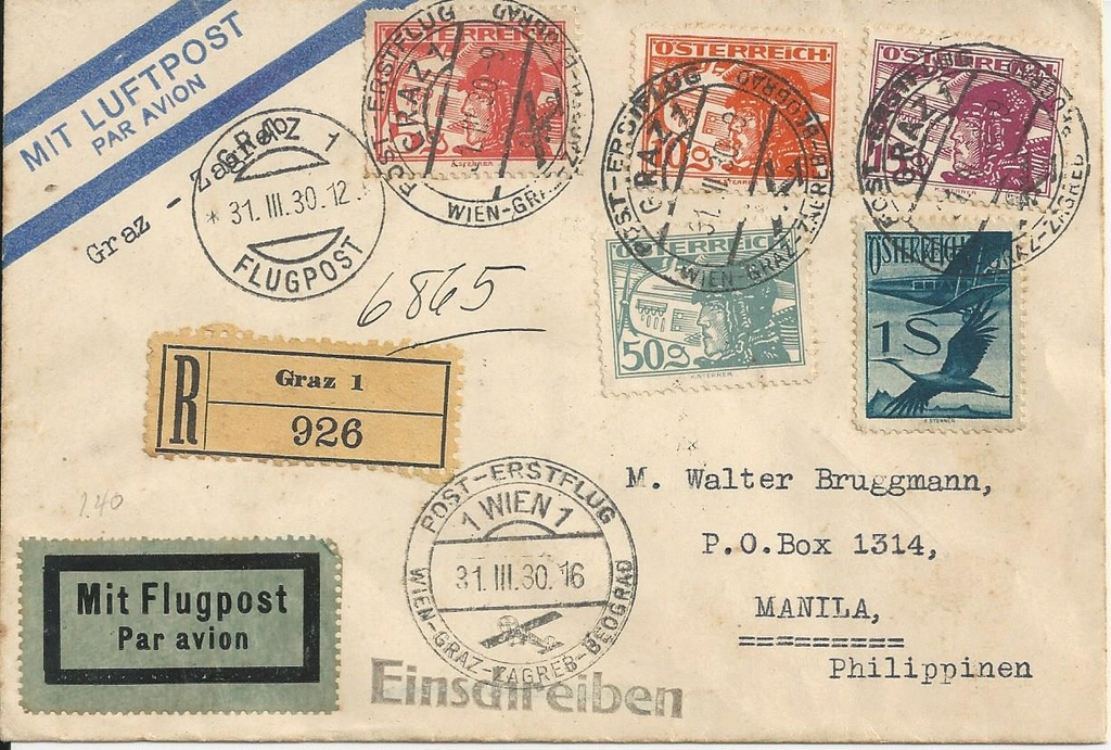 Österreich 1925 - 1938 - Seite 10 Bild_210