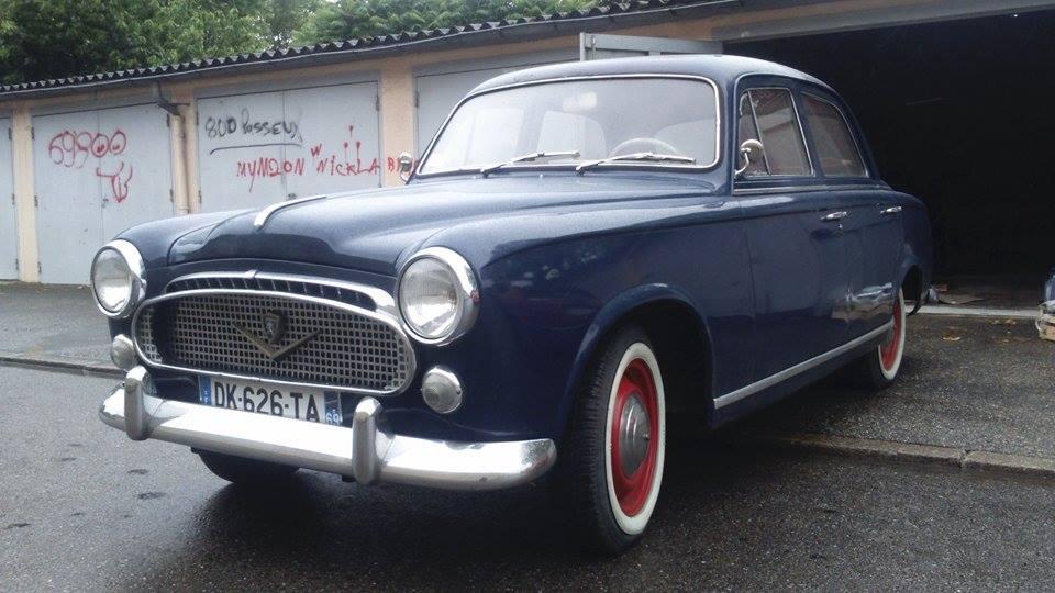 Ma Peugeot 403 40310
