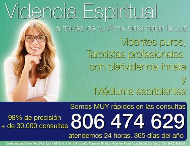 TU WEB DE VIDENCIA  Y ESOTERISMO psíquicos por chat, teléfono y e mail
