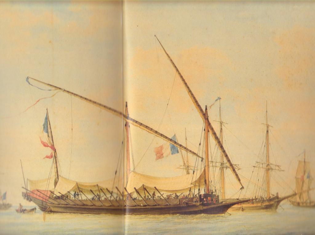 La marine en bois, à voile, à vapeur & cuirasse (1792-1873) Aventu10