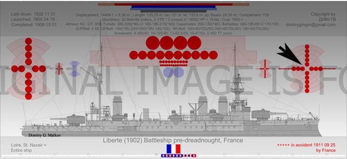 Mes dessins des navires francais - Page 5 Bb-19010