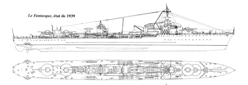 Plan de battage de l'artillerie navale (Marine Nationale) Fantas11