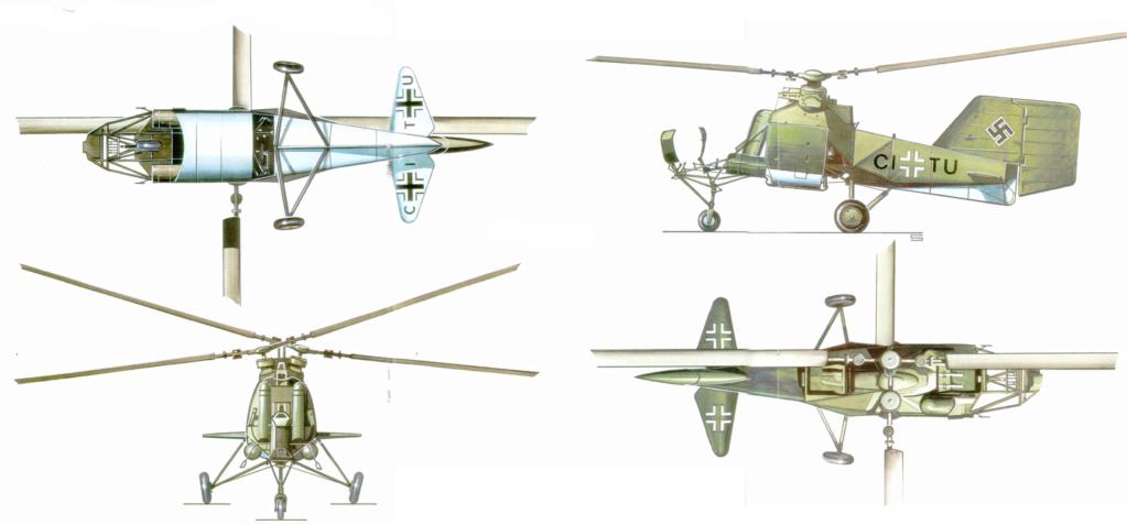 Les hélicos durant & à la sortie  la Seconde Guerre Mondiale Fl_26210