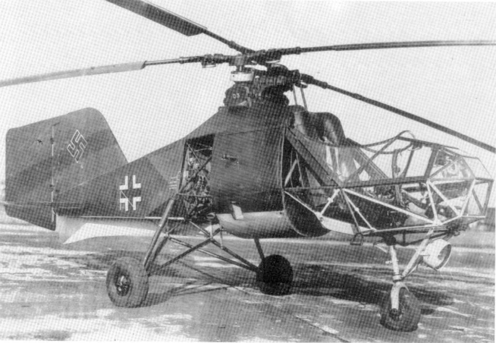 Les hélicos durant & à la sortie  la Seconde Guerre Mondiale Fl_28210