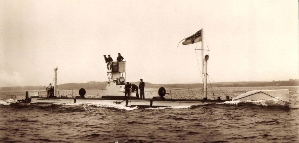Pépites… U-boot16