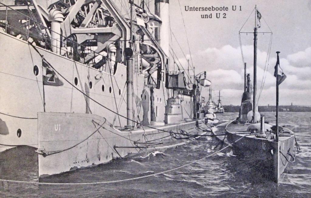 Pépites… U-boot17
