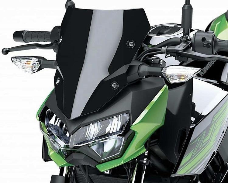 Les accessoires officiels Kawasaki  0d9c1010