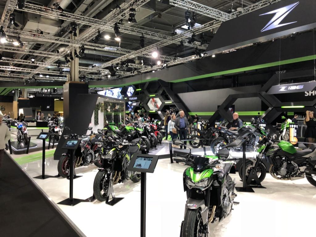 Mondial de la moto PARIS EXPO 2018 2379b010