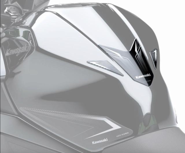 Les accessoires officiels Kawasaki  Captur13
