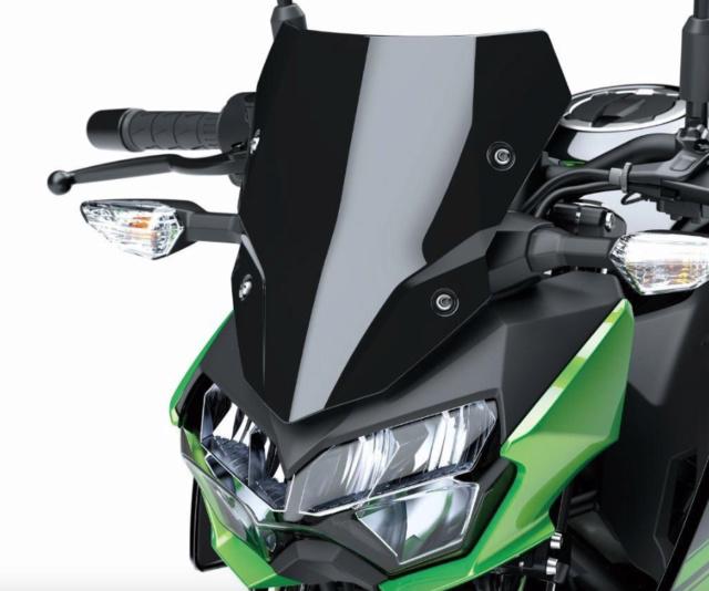 Les accessoires officiels Kawasaki  Captur17