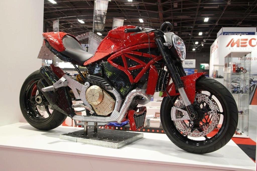 Mondial de la moto PARIS EXPO 2018 E0429910