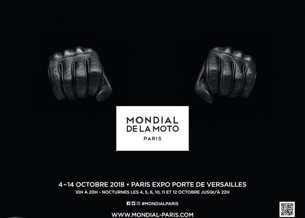 Mondial de la moto PARIS EXPO 2018 Sans_t11